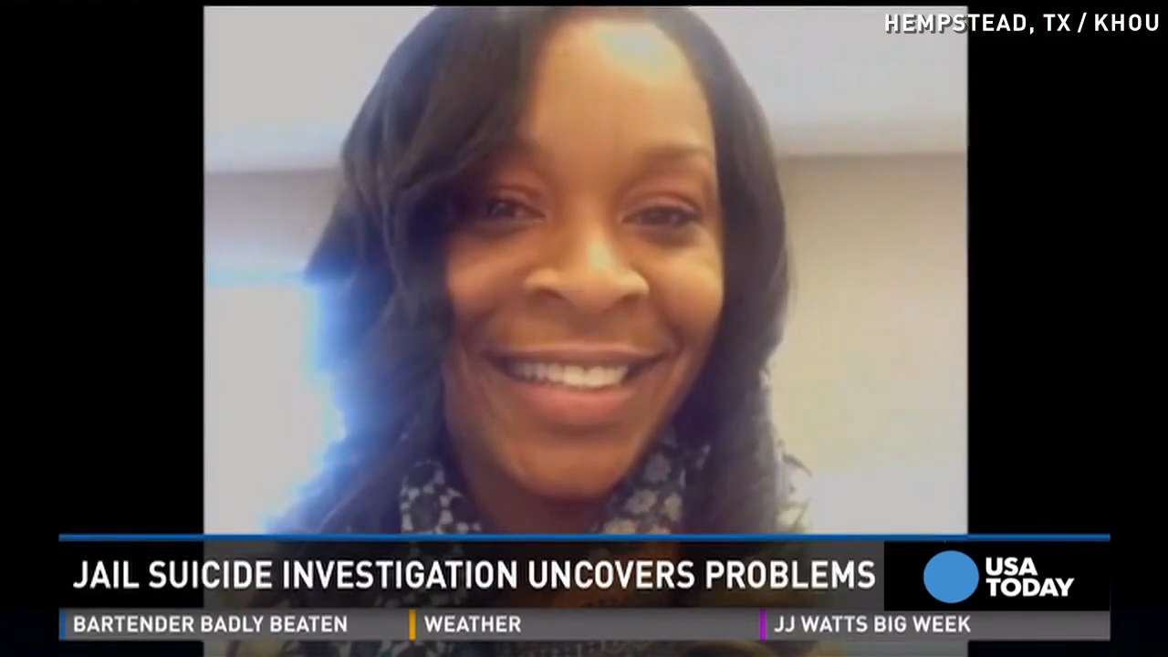 Death of inmate Sandra Bland won't be 'swept under rug'