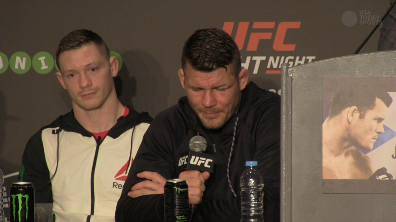 Michael Bisping wants to rematch against a few cheaters on his way to the title