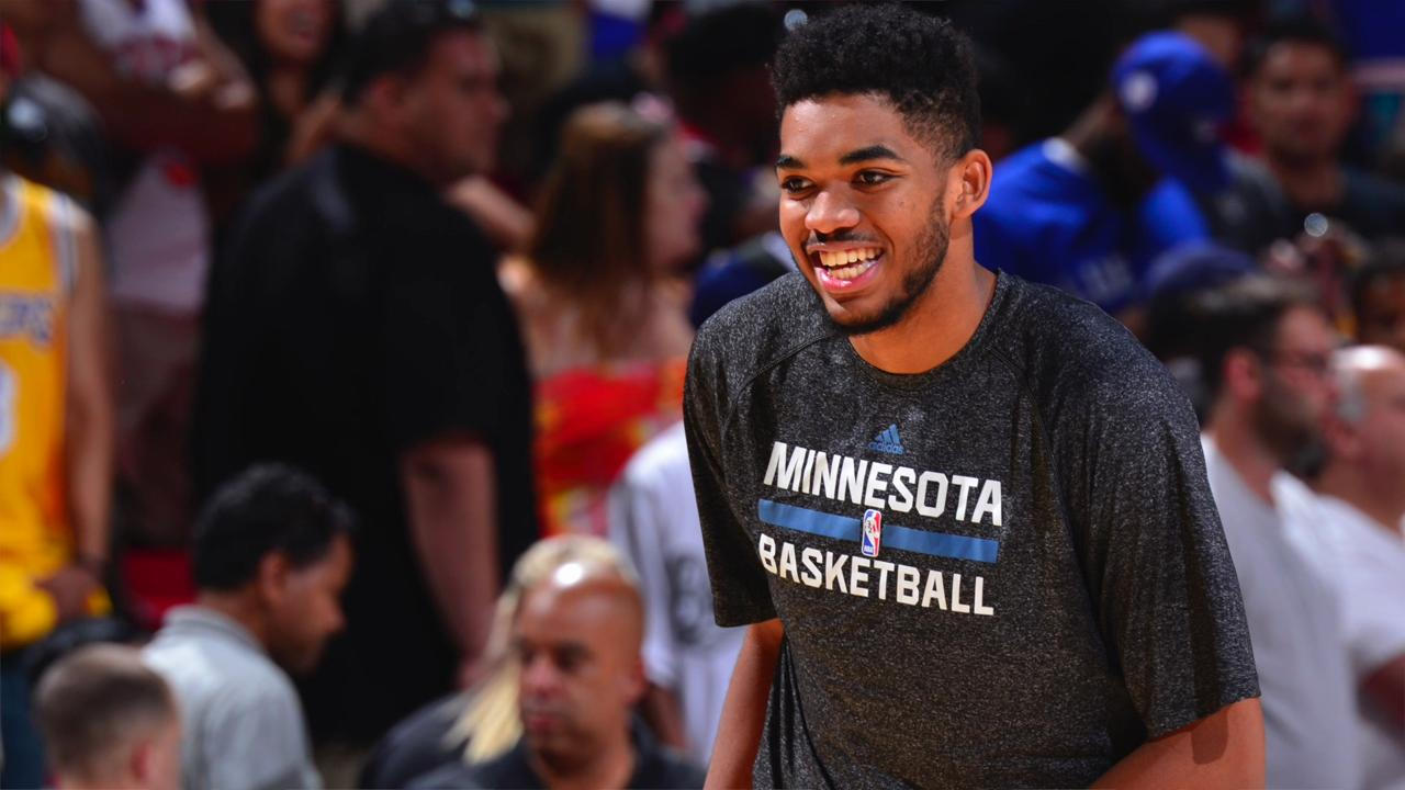 How Karl-Anthony Towns will help Timberwolves
