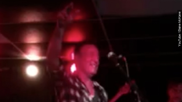 Bruce Springsteen plays surprise concert for bar patrons