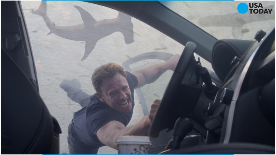 'Sharknado 3' producer on creating surprise