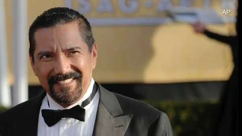 Steven Michael Quezada, of 'Breaking Bad,' arrives at the 20th annual Screen Actors Guild Awards in Los Angeles in January 2014.