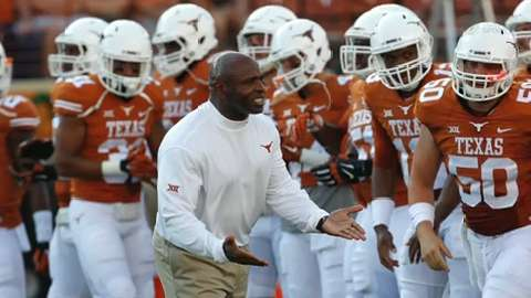 Big 12 Media Days: Texas under microscope