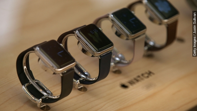 Experts crave Apple watch sales data, but Apple isn't saying