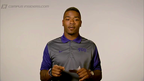 Real Beauty Pageant Questions: TCU's Trevone Boykin