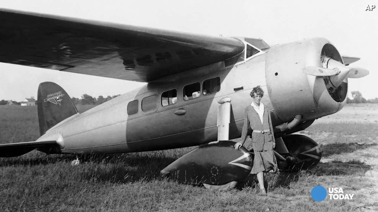 Group thinks they've solved Amelia Earhart mystery