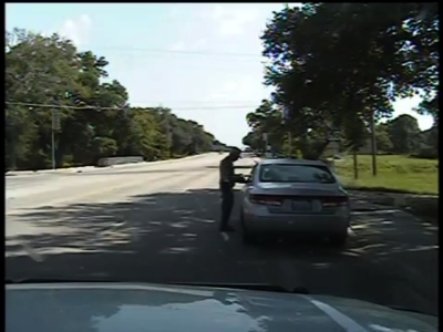 Raw: Video Shows Stop, Arrest of Sandra Bland