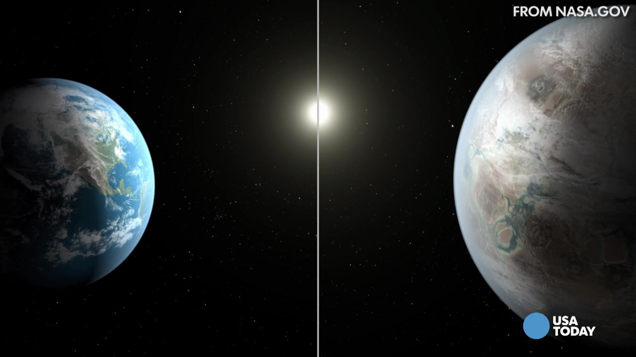 Earth 2.0? NASA finds planet with possible habitable zone