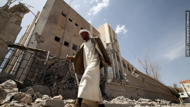 Will Yemen's 'massive humanitarian crisis' come to an end?
