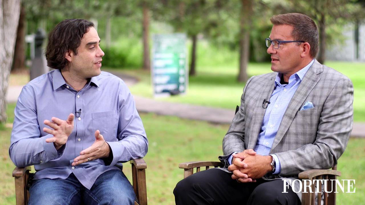 Fortune's Dan Primack sits down with Intarcia Therapeutics CEO Kurt Graves to discuss the company's new implantable medication delivery device.