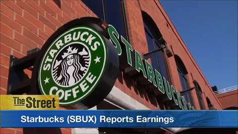 Starbucks tops Q3 estimates