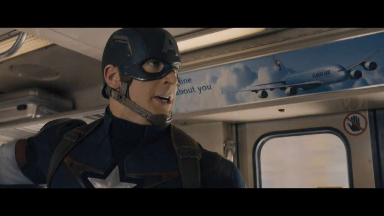 Exclusive clip: The runaway train of 'Avengers: Age of Ultron'