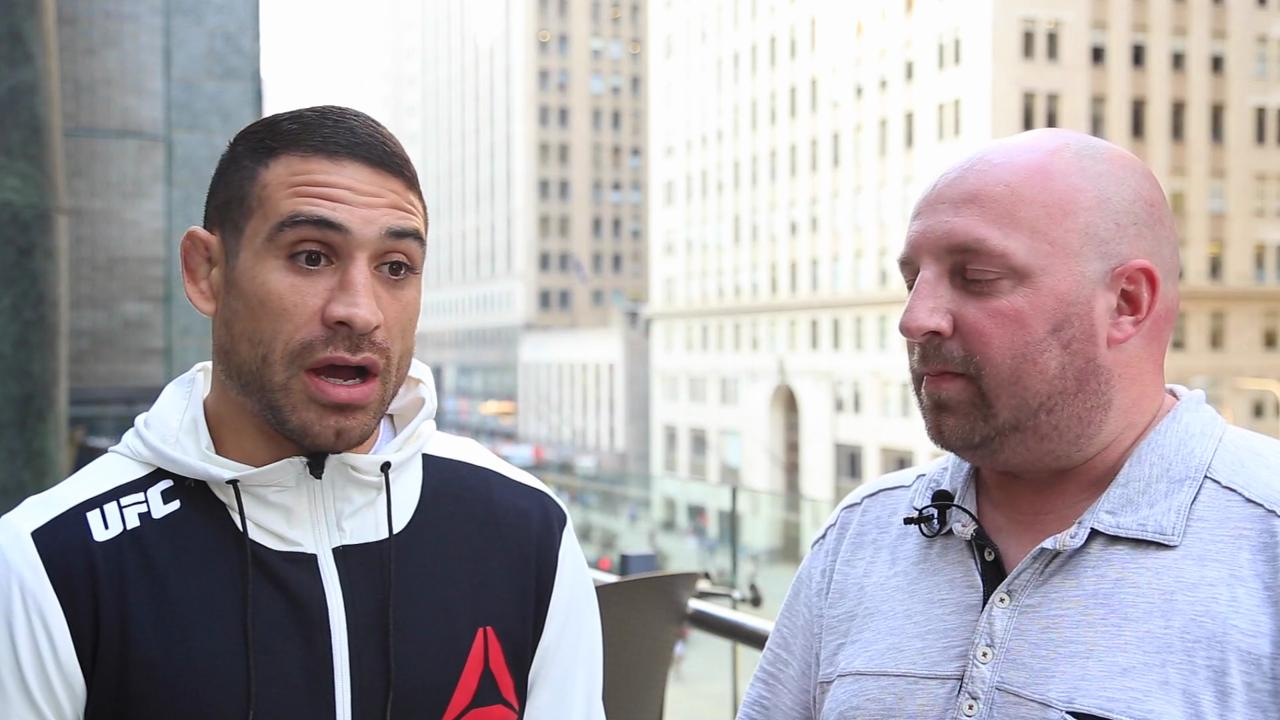 Danny Castillo and Matt Erickson preview UFC on Fox 16