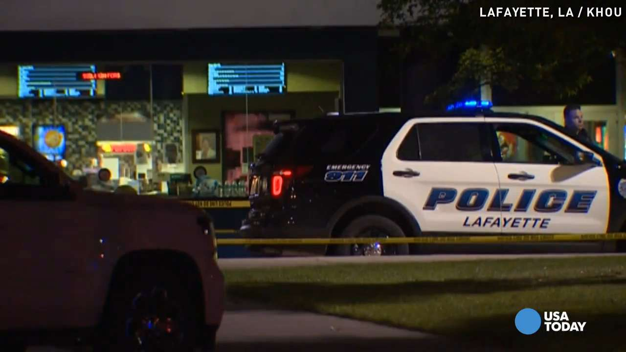 3 are dead, 9 injured in Louisiana theater shooting