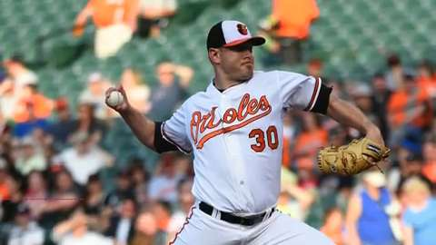 MLB Fantasy Focus: Chris Tillman a great second-half sleeper