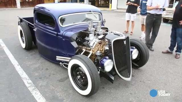 '35 Ford not just a 'Garage Queen'