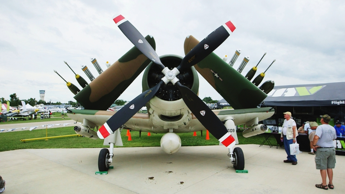 The 100 Most Beautiful Airplanes at Oshkosh Fly-In