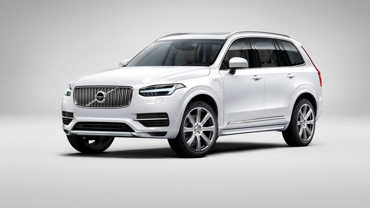 The Volvo XC90 is back and ready to play the luxury game