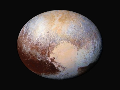NASA Releases New Pluto Photos
