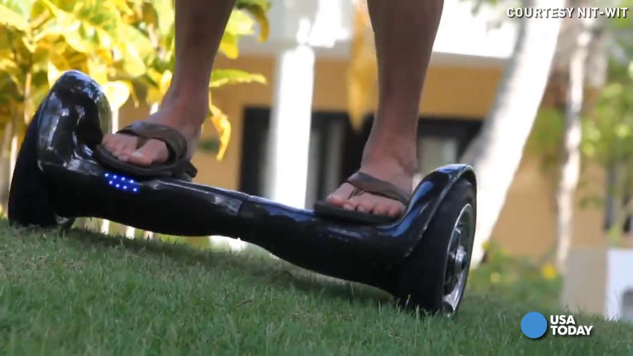 Is it a skateboard or segway?