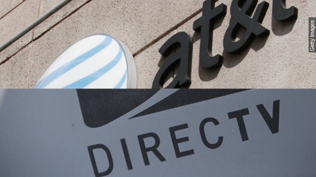 Why did AT&T's cable merger succeed when Comcast's failed?