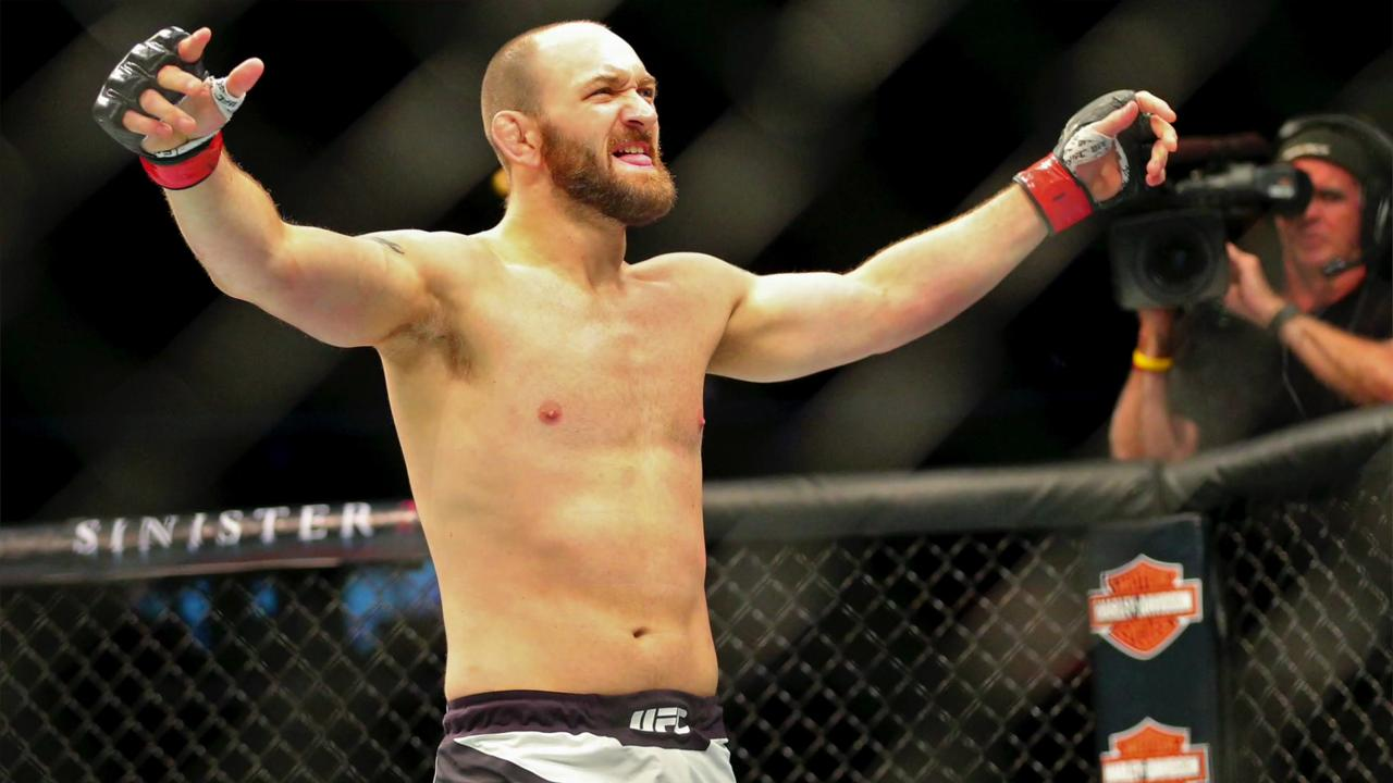 Zac Cummings describes quick TKO at UFC on Fox 16