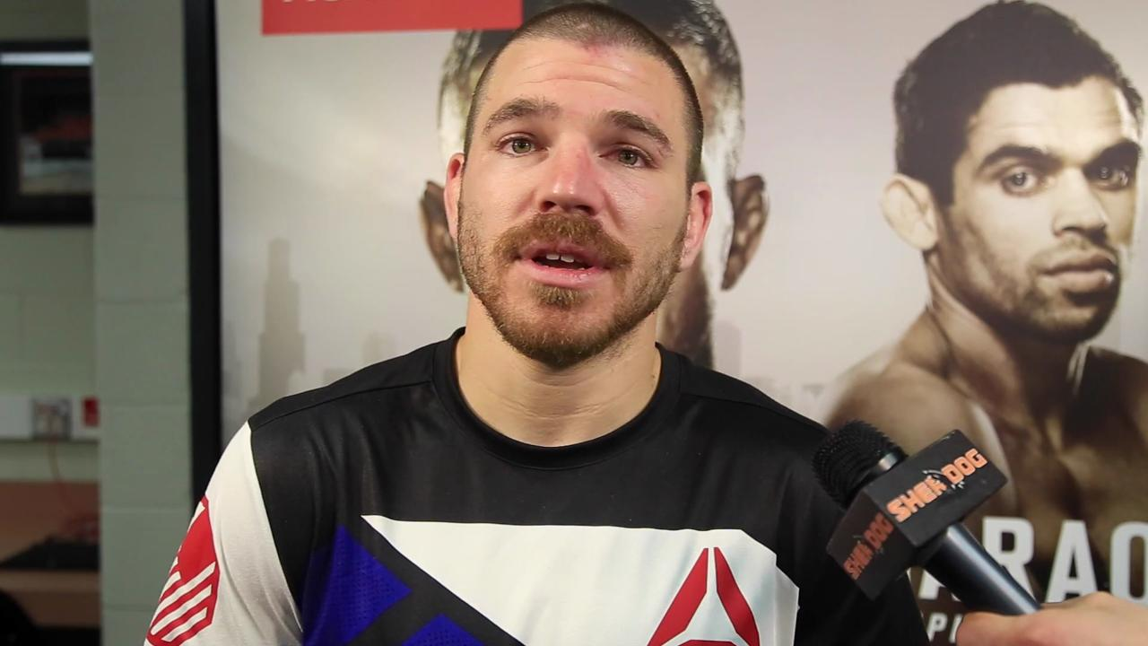 Jim Miller: 'I try to win violently and dynamically'