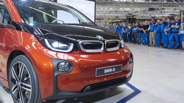 BMW visit could signal Apple is working on its own car