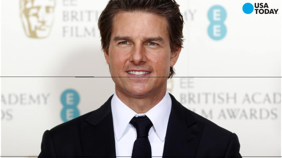 Tom Cruise Says 'Top Gun' Sequel 'would Be Fun'
