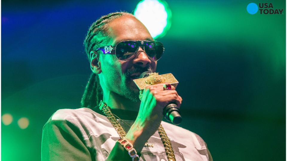 Snoop Dog questioned in Sweden on suspected drug use