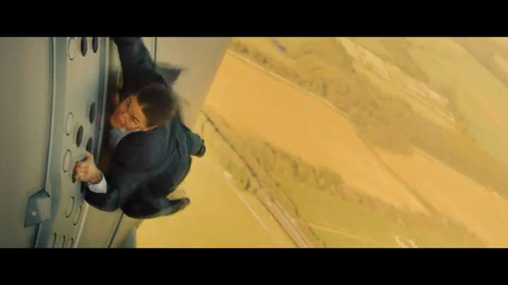 Rebecca Ferguson plays Ilsa Faust in 'Mission: Impossible  — Rogue Nation.'