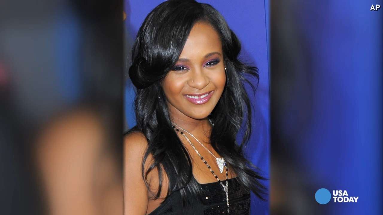 Bobbi Kristina Brown is 'finally at peace'