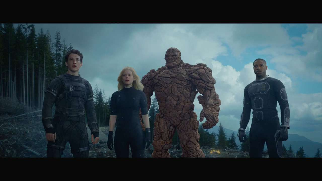 Trailer: 'The Fantastic Four'