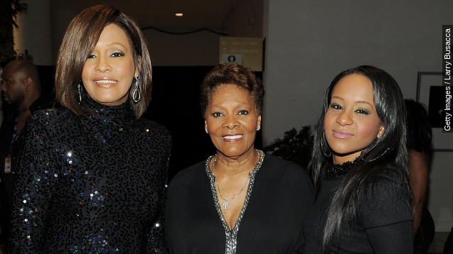 Dionne Warwick honors Bobbi Kristina Brown