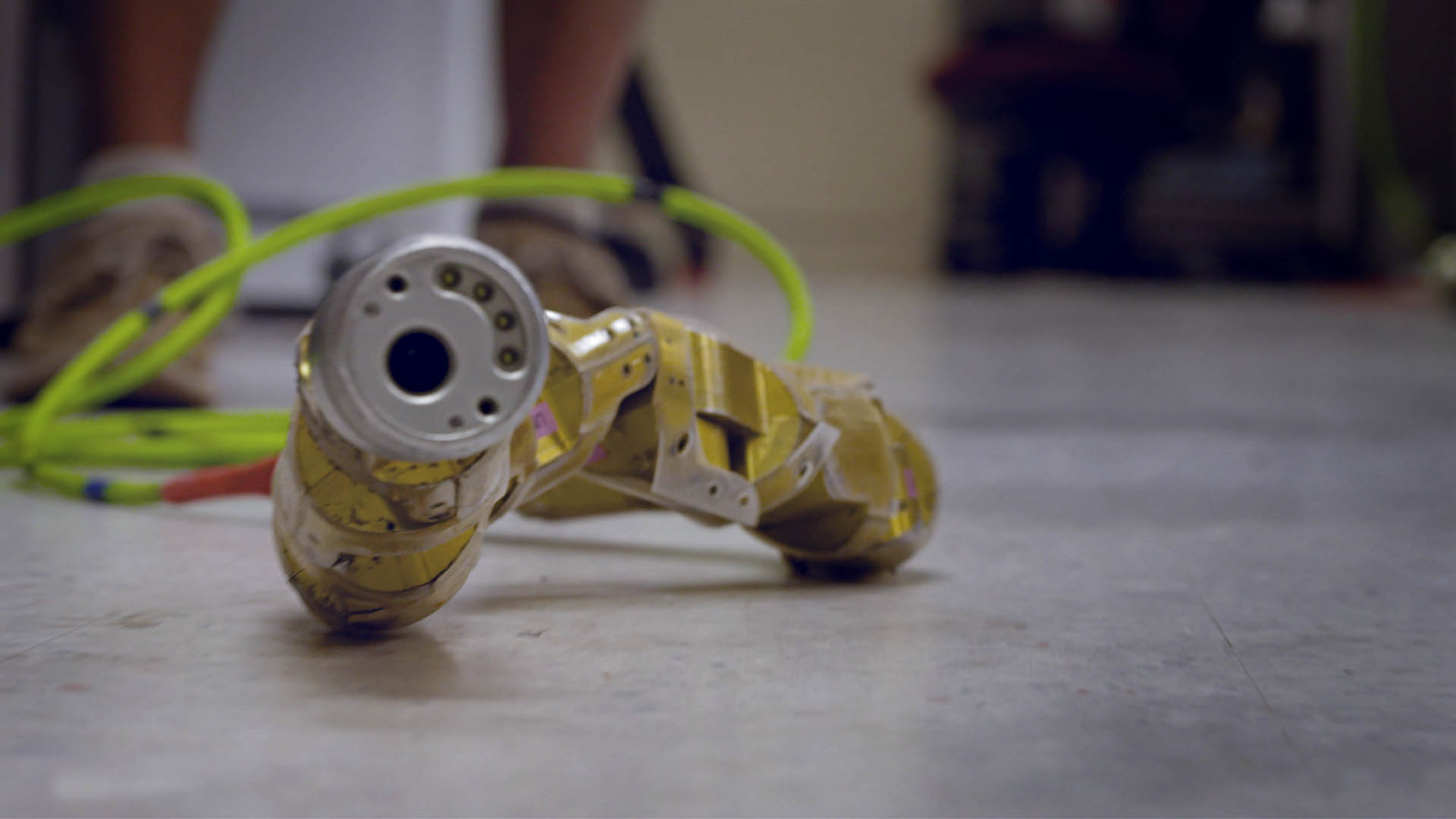 See why this snake inspired robot is so important