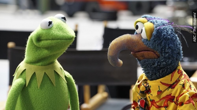 'Muppets,' files' among most couch-Worthy shows this fall