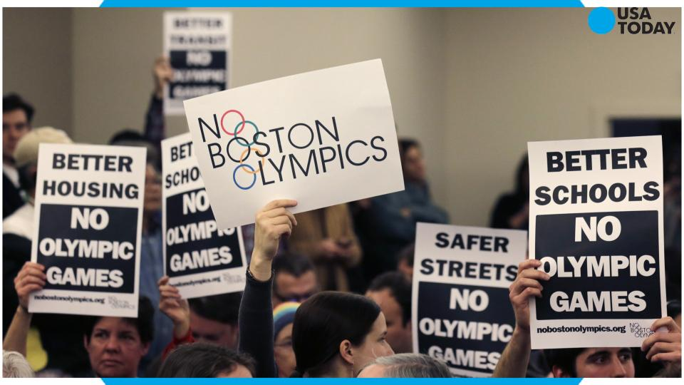 U.S. Olympic Committee pulls Boston's 2024 Olympic bid