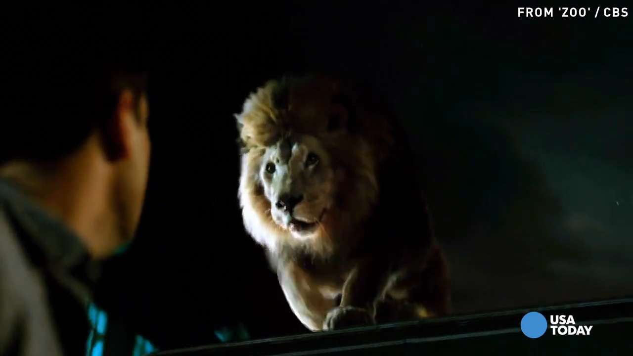 Critic's Corner: 'Zoo' is cheaply done, not scary