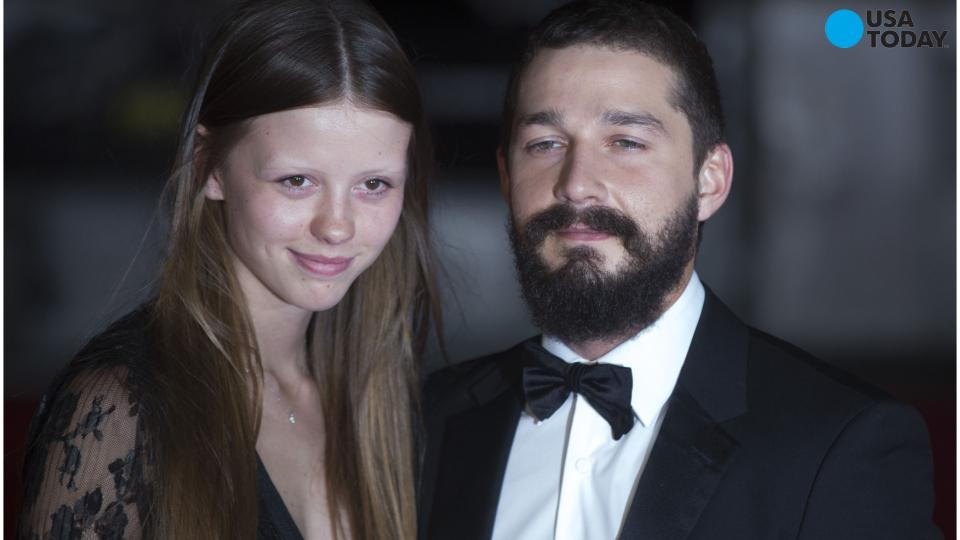 Video emerges of Shia LaBeouf In heated argument with girlfriend