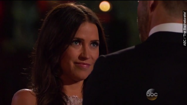 'Bachelorette' Kaitlyn made her choice!