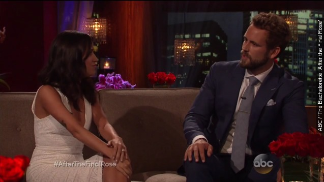 'Bachelorette' runner-up confronts Kaitlyn after the finale