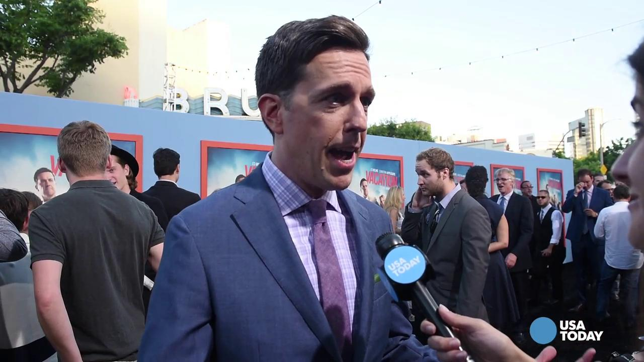 'Vacation': Ed Helms wasn't interested in playing Clark Griswold