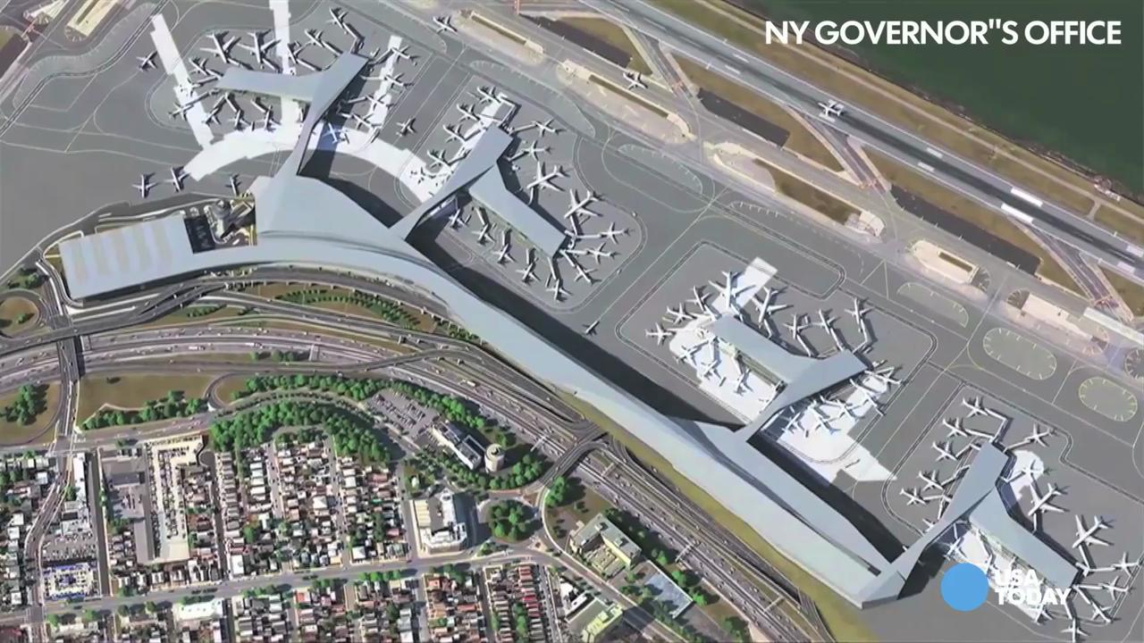Laguardia Airport Subway Map.How A New Laguardia Airport Will Ease Troubled Passengers