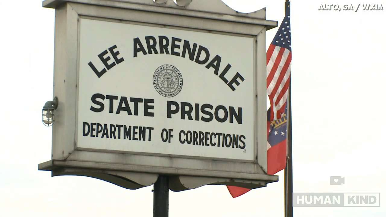 Watch the best thing to ever happen at this prison