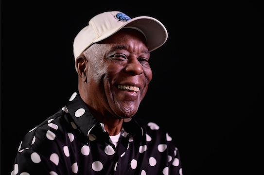Blues legend Buddy Guy remembers BB KIng