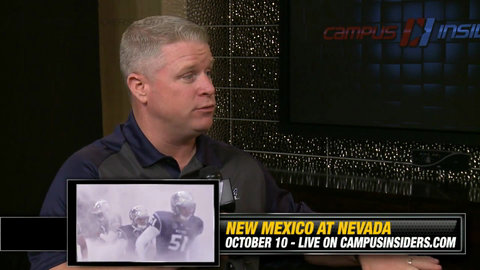 Nevada's Brian Polian On Replacing Cody Fajardo