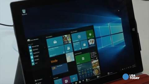 Windows 10 top new features
