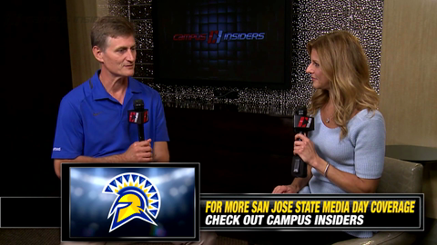 San Jose State's Ron Caragher On Joe Gray