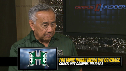 Hawaii's Norm Chow Compares Max Wittek to Carson Palmer