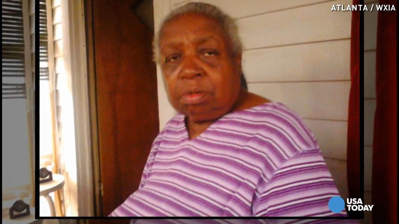 81-year-old woman fatally shot on porch